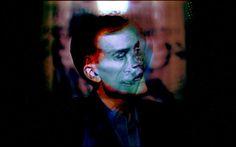 Hervé Guibert. Imagen digital. Víctor Moragues.
