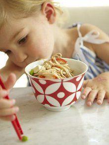 Cold Soba Noodles | Weelicious