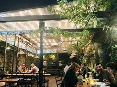 Autumn dining al fresco. @aurorabrooklyn #autumn #fall #aurora #aurorabrooklyn #williamsburg #brooklyn #williamsburgbrooklyn #newyork #italianfood #diningalfresco #autumnnights #italian