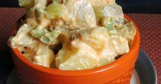 Frugal Foodie Mama: Creamy Buffalo Ranch Potato Salad