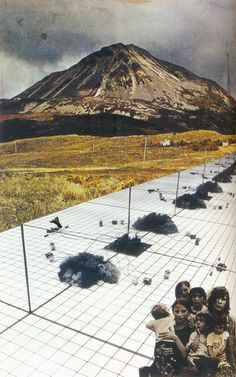 Supersurface: An Alternate Model of Life on Earth, 1972 — Superstudio - Google Search