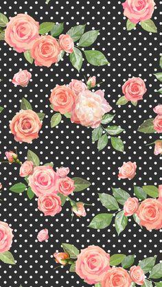 ROSE BULLET CLASSY DEMURE from milkjam's series 4. iphone 5 wallpaper 640X1136px