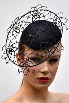 Fashion and Designer Style Millinery Hats, Fascinator Hats, Fascinators, Headpieces, Race Wear, Crazy Hats, Cocktail Hat, Fancy Hats, Love Hat