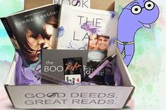 <p>A signed book subscription service created by author Colleen Hoover.</p>