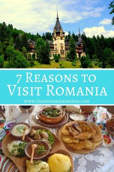 Are you thinking of visiting Romania? If not, you definitely should be! Marius from Romanian Friend shares 7 reasons to visit Romania, so get planning your trip asap! Beautiful Places To Travel, Best Places To Travel, Travel Tours, Travel Europe, Shopping Travel, European Travel, Budget Travel, Travel Guide, Travel Destinations