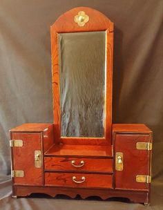 Japanese kyodai vanity stand 19th c tansu pinterest for Tansu bathroom vanity