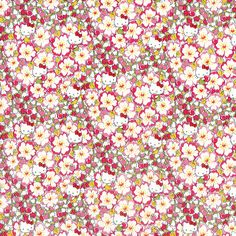 Melody Hello Kitty, Kawaii Things, Fun Prints, Sanrio, Backgrounds, Patterns, Pictures, Flowers, Block Prints