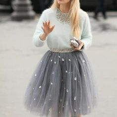 The best skirt tulle - Wheretoget