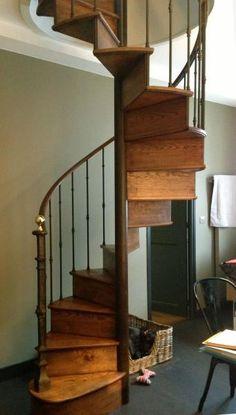 escalier colima on ancien la brocante de balines escalier pinterest escalier colima on. Black Bedroom Furniture Sets. Home Design Ideas