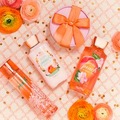 Let Mom know just how peachy she is this Mother's Day! #MakeMomHappy