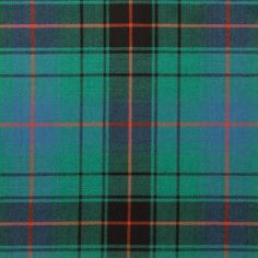 Davidson Ancient Lightweight Tartan by the meter – Tartan Shop