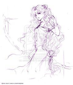 SC: MYth Artemis by zeldacw.deviantart.com