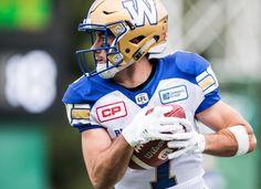 WK 11 - Sept.4 2016 - Wpg.28 - Sask.25 - #7 Weaton Dressler WR - Winnipeg at Saskatchewan - CFL.ca