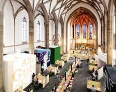 Digital Church Aachen Church Architecture, Kirchen, Table Decorations, Digital, Furniture, Home Decor, Lighthouse, Environment, Architecture