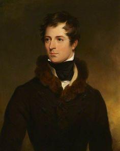 William Willoughby Cole, 3rd Earl of Enniskillen (1807 - 1886). Circa 1830