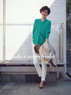 wardrobe と発表 の画像|田丸麻紀オフィシャルブログ Powered by Ameba