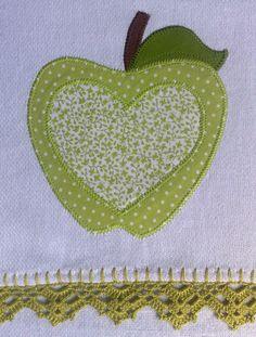 applecottage.quenalbertini: Green apple cottage