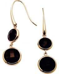øredobb i gult gull Drop Earrings, Jewelry, Diamond, Jewlery, Jewels, Jewerly, Jewelery, Chandelier Earrings, Accessories
