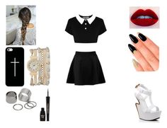 """lady"" by amamisonodolce on Polyvore"