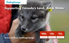 Shell FuellingChange provides grants and exposure to grassroots Canadian environmental organizations. FuellingChange.com is where you can learn about each organization and redeem Shell receipts to vote for your favourites.
