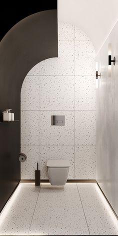 Wc Design, Toilet Design, Design Studio, Modern Design, Washroom Design, Bathroom Design Luxury, Modern Bathroom, Bathroom Toilets, Laundry In Bathroom