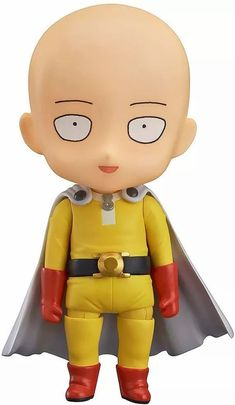 · Do you want anime Good Smile One-Punch Man Saitama Figure?  · Add cute features to your room with these gorgeous Figure! · Made from Finished PVC Coating. · As an online store, Moe Energy deal in all kinds of anime stuff and Harajuku fashion goods. Free shipping available if your order exceeds $35! #One-Punch #anime #cute   via @moeenergyofficial Saitama One Punch Man, Disney Pop, Chibi, Marvel Legends, Magical Girl, Lord Boros, Anime One, Manga Anime, Anime Stuff