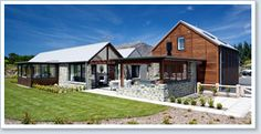 Queenstown Real Estate and Property for Sale in New Zealand. Exterior of a Millbrook Resort home.