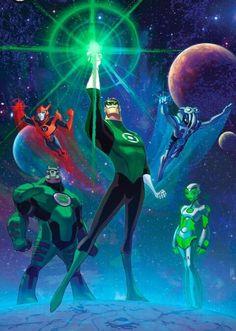 Série do Lanterna Verde