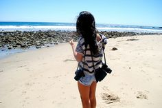 chilling at the beach  summer #WetSealSummer #Contest