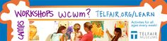 Fall art classes for kids at Telfair's Jepson Center for the Arts, Savannah Details: http://www.southernmamas.com/2014/fall-2014-art-classes-for-kids-teens-telfair-museums/