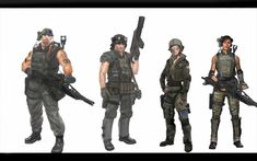 aliens movie colonial marines - Google Search