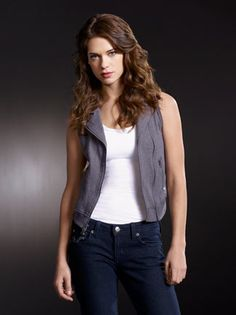 Lyndsy Fonseca, IMTA 2003, plays Alex on the CW's Nikita!