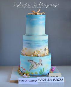 Sylwia Sobiegraj The Cake Designer
