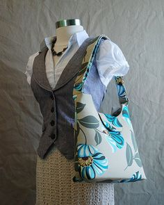 Mabel Messenger Bag - PDF Sewing Pattern