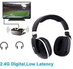 9 Best Top 10 Best Wireless Headphones For Tv Images Wireless Headphones Wireless Headphones For Tv Headphones