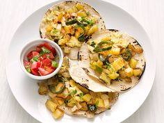 Mexican+Egg+Tacos+with+Potatoes+Recipe+:+Food+Network+Kitchen+:+Food+Network+-+FoodNetwork.com