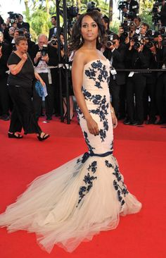 Kerry Washington 62nd Annual Cannes Film Festival (2009)