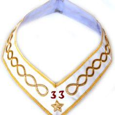 13 Best Masonic Collars images in 2018 | Freemasonry, 30 degrees, Apron
