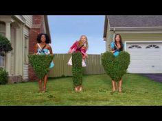 My favorite commercial of all time: Quattro for Women - Mow the Lawn. Ladies Watch this!!!!!!