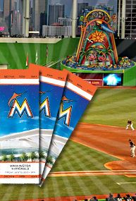 miami marlins tickets so he can make memories from the best father s day ever