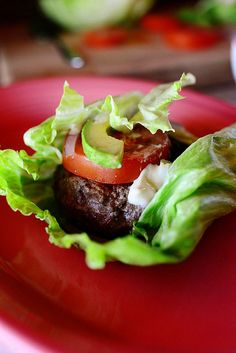 Low carb burgers - Pioneer Woman style (and how I eat mine!)