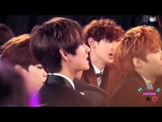 150122 BTS V reaction to Eddy Kim(sing enthusiastically)@Seoul Music Awards - YouTube Eddy Kim, Suga Free, Kim Sang, Seoul Music Awards, Bts Video, Rap Monster, Bts Bangtan Boy, Jung Hoseok, Singing
