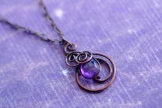 Danagonia - Magical Jewelry: Purple Starburst ...