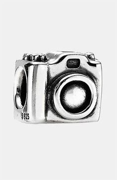 Pandora camera charm =)