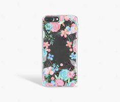 Mothers Day Gifts Beautiful Floral iPhone Case by casesbycsera