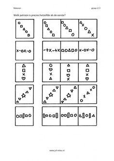 Citowerkbladen - rekenen - meetkunde ~ Juf Milou