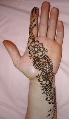36 Mehandi Designs For Hands To Inspire You - The Complete Guide