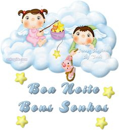 Boa Noite. Bons sonhos