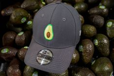 Share your love for guacamole with a custom avocado hat from Lids Custom Zone. 🥑