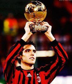 Kaka balon de oro 2007- Milan